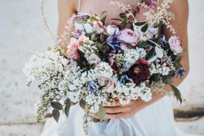 wie ein Brautstrauß aussehen kann